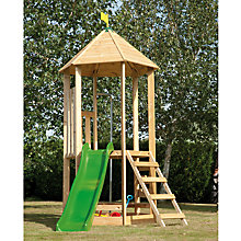 Buy TP Castlewood Tower with Wavy Slide Set Online at johnlewis.com