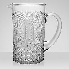Buy John Lewis Eastern Glass Jug, 1.25L Online at johnlewis.com
