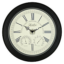 Buy Beaulieau Clock Online at johnlewis.com