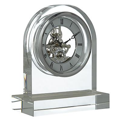 Image of London Clock Company Crystal Dome Skeleton Clock