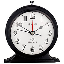 Buy Newgate Dolomite 'Snooze' Clock Online at johnlewis.com