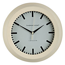 Buy Piper Clock, Dia.22cm Online at johnlewis.com