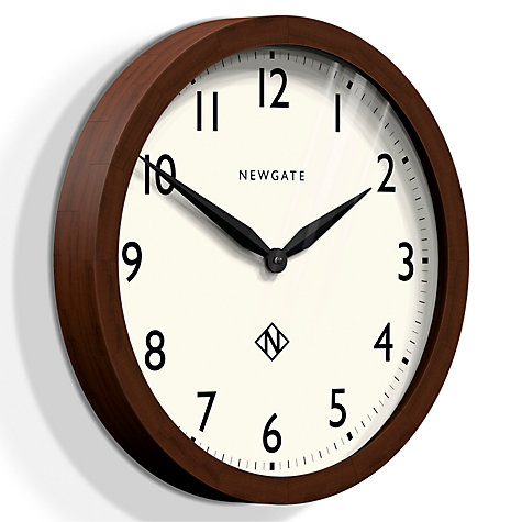 Buy Newgate Wimbledon Clock, Dia.45cm Online at johnlewis.com
