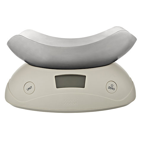 Buy Joseph Joseph Shell Scales, Cream Online at johnlewis.com