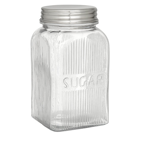 Buy John Lewis Botanist Glass Storage Jars Online at johnlewis.com