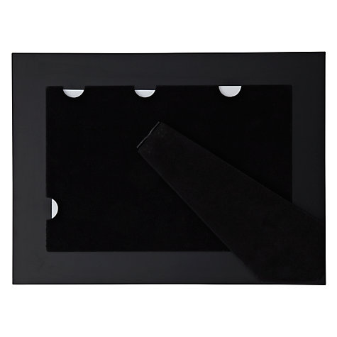 Buy John Lewis Smoked Glass Multi-aperture Photo Frame Online at johnlewis.com
