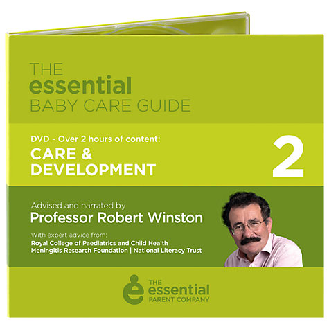Buy The Essential Parent Company DVD, Care and Development Online at johnlewis.com