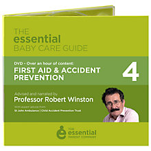 Buy The Essential Parent Company DVD, First Aid and Accident Prevention Online at johnlewis.com