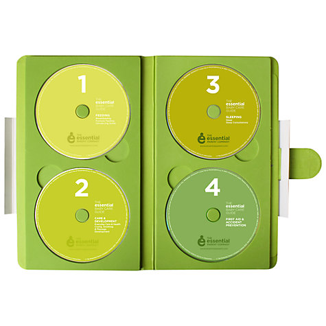 Buy The Essential Parent Company DVDs, Complete Guide Online at johnlewis.com