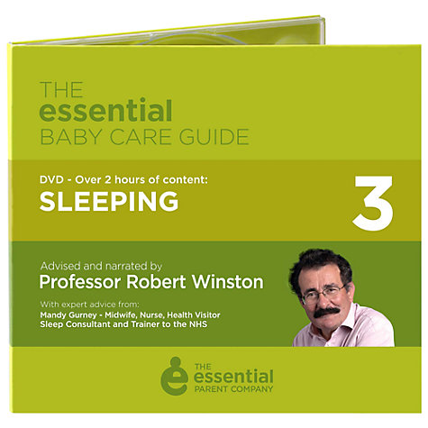 Buy The Essential Parent Company DVD, Sleeping Online at johnlewis.com