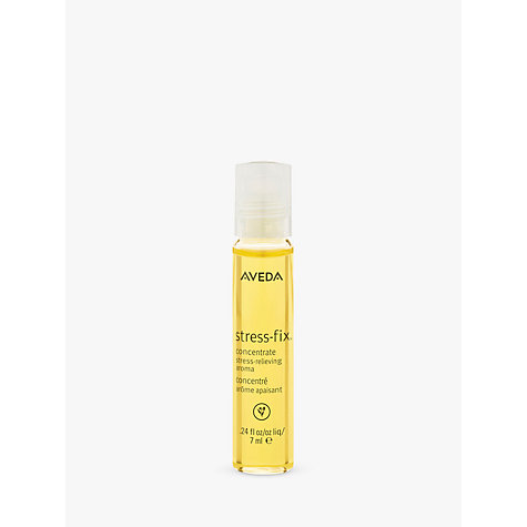 Buy AVEDA Stress-Fix Concentrate Rollerball, 7ml Online at johnlewis.com