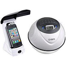 Buy ION Water Rocker Waterproof Floating Speaker for iPhone/iPod Online at johnlewis.com