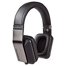 Buy Monster Inspiration Full Size Headphones, Black Online at johnlewis.com