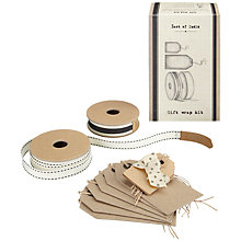Buy East of India Gift Wrap Kit Online at johnlewis.com