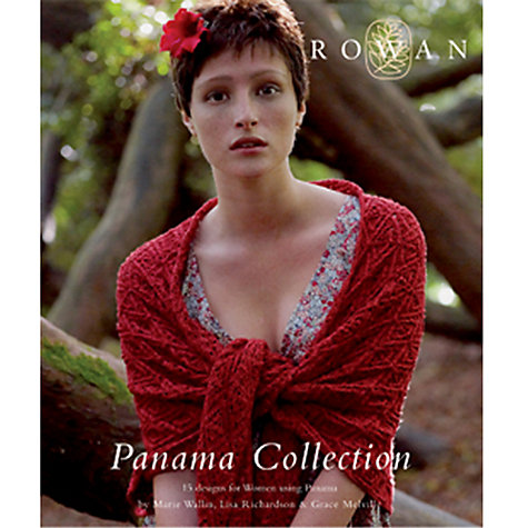 Buy Rowan Panama Collection Knitting & Crochet Patterns Brochure Online at johnlewis.com