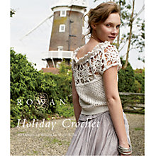 Buy Rowan Holiday Crochet Patterns Brochure Online at johnlewis.com