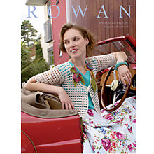 Buy Rowan Knitting & Crochet Magazine, 51 SS12 Online at johnlewis.com