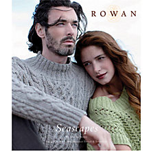 Buy Rowan Seascapes Knitting Pattern Brochure Online at johnlewis.com
