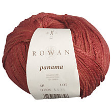 Buy Rowan Panama DK Yarn, 50g Online at johnlewis.com