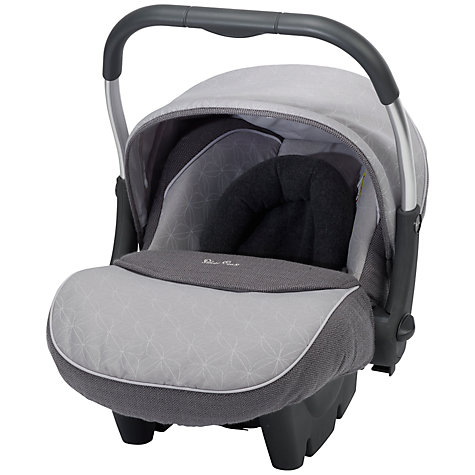 Buy Silver Cross Ventura Plus Infant Carrier, Oxford Grey Online at johnlewis.com
