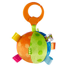 Buy Taggies Fun Shape Multi Ball, Multi Online at johnlewis.com