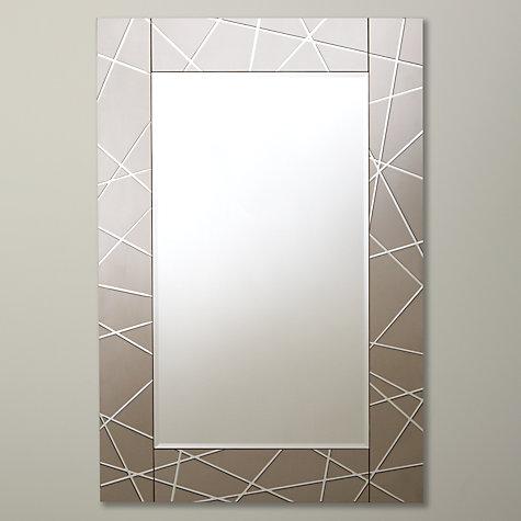Buy john lewis engraved mirror smoke 90 x 60cm john lewis for Mirror 60 x 90