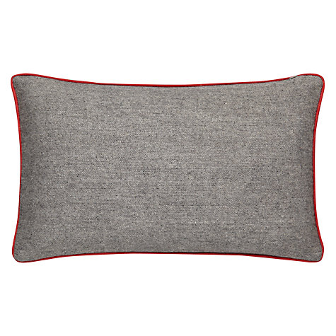 Buy John Lewis Knife Edge Silk Cushion Online at johnlewis.com