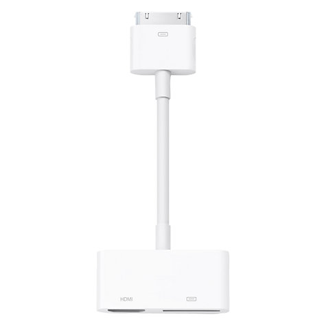 Buy Apple MD098ZM/A Digital AV Adapter Online at johnlewis.com