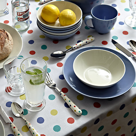 Buy John Lewis Ceramic Spot Table Fork Online at johnlewis.com