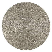 Buy John Lewis Glass Bead Placemats, Set of 2 Online at johnlewis.com