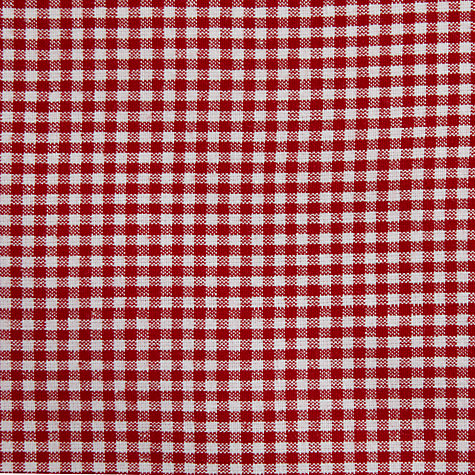 Buy John Lewis Gingham Round Tablecloth Online at johnlewis.com