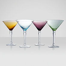 Buy John Lewis Aurora Cocktail Glasses, Set of 4 Online at johnlewis.com