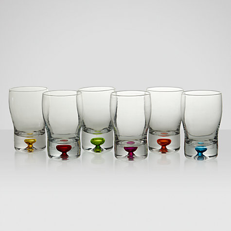 Buy John Lewis Dazzle Shot Glasses, Set of 6 Online at johnlewis.com