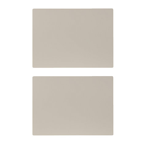Buy John Lewis Painted Wood Placemats, Set of 2 Online at johnlewis.com