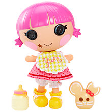 Buy Lalaloopsy Littles Doll, Assorted Online at johnlewis.com