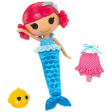 Buy Lalaloopsy Mermaid Doll, Assorted Online at johnlewis.com