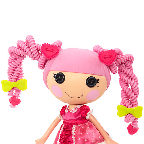 Buy Lalaloopsy Silly Hair Doll, Assorted Online at johnlewis.com