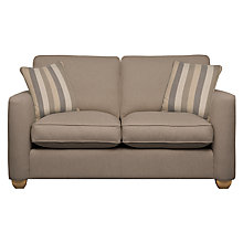 Buy John Lewis Walton Small Sofa, Biscuit Online at johnlewis.com