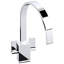Buy Abode Atik Mixer Tap, Chrome Online at johnlewis.com