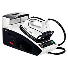 Buy Bosch TDS4570GB Ultimate Power Steam Generator Iron Online at johnlewis.com