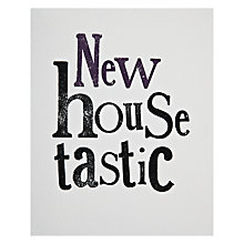 Buy Really Good New House Greeting Card Online at johnlewis.com