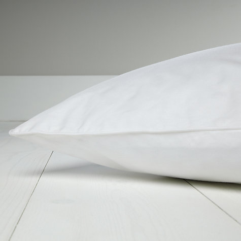 Buy John Lewis Duck Down Standard Pillow, Soft/Medium Online at johnlewis.com