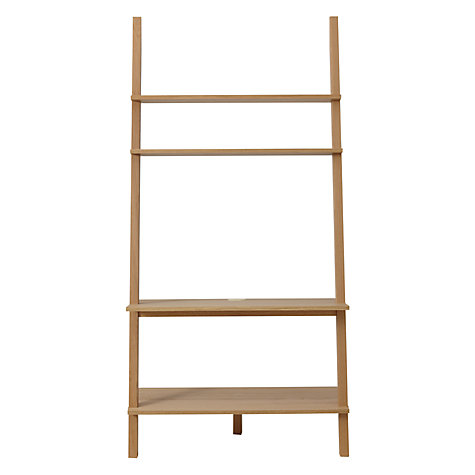 Buy John Lewis Colosseum Media Unit Stand for TVs up to 37-inch, FSC Oak Online at johnlewis.com
