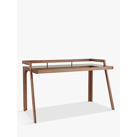 Buy John Lewis Gazelle Desk, Walnut Online at johnlewis.com