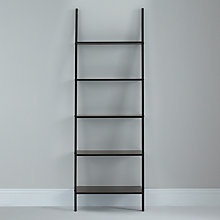 Buy House by John Lewis Lean Bookcase Online at johnlewis.com