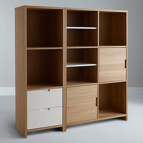 Buy House by John Lewis Oxford Pair of Drawers Online at johnlewis.com