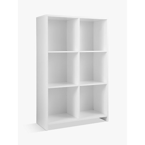 Buy House by John Lewis Oxford 3 x 2 Shelf Unit Online at johnlewis.com