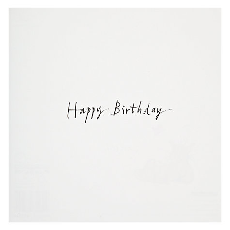 Buy Woodmansterne Lady In Hammock Birthday Card Online at johnlewis.com