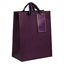 Buy John Lewis Small Bag, Purple Online at johnlewis.com