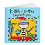 Rachel Ellen Knights and Castles Colouring Book for Boys